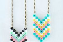 hama beads jewelry