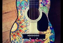 Gitarre gestalten