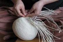 weaving (anyaman/tenun)