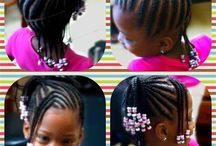 Protective Styles For Little Princesses <3 / by Jamila Lawal