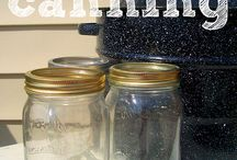 canning / by Shelly Allen
