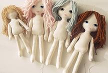 Dolls / by Elisa La Guardia