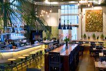 Bar, restaurant & café