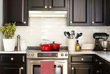 kitchen / by Turiya Blanchette