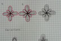 Zen Doodles...my kind of fun