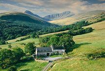 Wales - Cymru Am Bith / by Stella Wilson