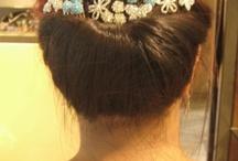 Bridal Hair / by Chelsea Shibuya