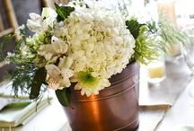 Wedding centerpieces / by Alison