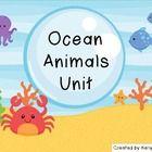 ocean animals / by Blonde Rainbow