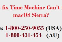 """How to solve issue """"Time Machine Backup Can't Find Disk on macOS Sierra""""?"""