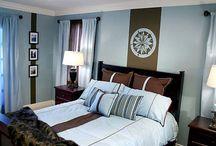 bedroom ideas / by Sam Krueger