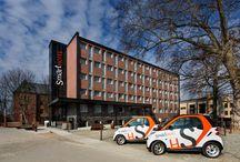 Smart Hotel - zdjęcia / Zdjęcia Smart Hotelu