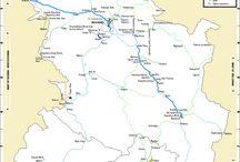 Vasúti térképek