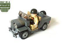 Lego Militairy