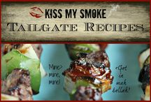 *Tailgate Recipes: Kiss My Smoke*