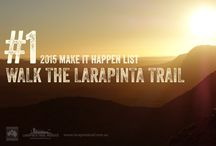 2015 Make It Happen / Bucket List for the 2015 Trek on the Larapinta Trail