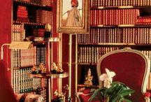 Hembibliotek  Library