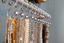 Organizadores de colares