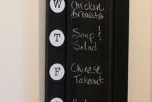 Planificateur de menu