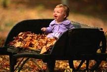 Herbstshooting mit Baby