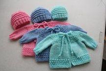 Baby knit/crochet