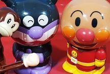アンパンマンおもちゃアニメ❤バイキンモンキーのシャボン玉! Anpanman toys