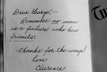 Movie Quotes! / by Barbara Clatterbaugh