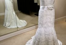 Bridal / Wedding gowns and Bridal accessories