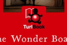 The Wonder Board / TurlBook.com is all about magic and wonderment. The Wonder Board is all about magical tech, magical illustrations, magical animation, wonder of life, start-up breakthroughs, writing with wonder, inspiring learning and more. http://blog.turlbook.com/