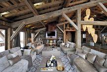 Chalet Design - Dağ Evi Dekorasyonu