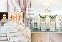 Wedding Colour Palette / Spring wedding