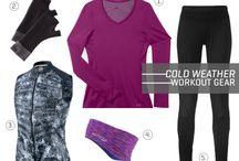 Cold running gear