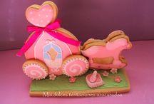 Mis galletas decoradas / Mostraros mis galletas decoradas con glasa