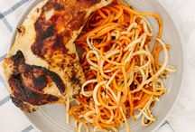Spiralized Entrees / by Inspiralized