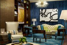 hotel design / インテリアが素敵なホテルルーム