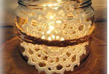 Decretive jar ideas
