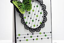 1b-CardDesigns with Butterflies / by Cindy Keller