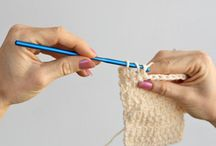 Learn to Crochet With This Easy Beginner's Guide: Learning How to Crochet Left-Handed