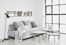 Living Room Inspiration / A selection of inspiring spaces