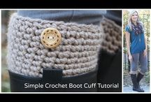 Crochet & Knitting videos