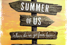 The Last Summer of Us by Maggie Harcourt / A story of love, lies, grief, friendship and growing up, set in South Wales |                                                        www.lastsummerofus.com  |  #LastSummerofUs  |  @maggieharcourt