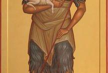 ikona svätých