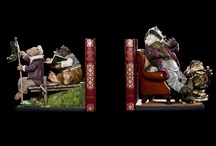 The Wind in the Willows Collectibles / Director Ray Griggs and it is his company, RG Entertainment have commissioned Weta to sculpt and distribute these wonderful bookends from The Wind in the Willows.