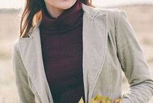 Autumn fashion - shot / Ideas for looks for Autumn fashion