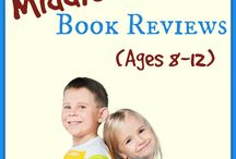 Christian Middle grade book info