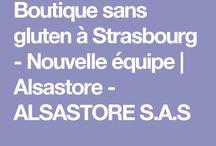 Actualités sans gluten à Strasbourg - Top Infos | Alsastore / Découvrez dans ce tableau toutes les actualités sans gluten de notre boutique en ligne à Strasbourg - Notre équipe vous tient au courant des nouveautés