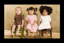 Little Bits Of Innocence/Fashionista's / When we are children we seldom think of the future. This innocence leaves us free to enjoy ourselves as few adults can. The day we fret about the future is the day we leave our childhood behind. / by upper Ashelon services