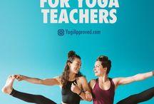 Yoga Teacher Training & Teaching Tips