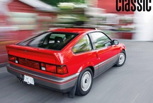 Classic Hondas