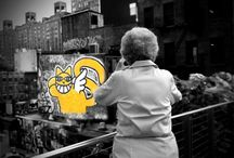 Street Art @johanna Louvet / Street Art @johanna Louvet T.d.R.